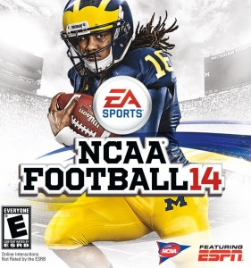 NCAA-Football-14-Cover-Star-Is-Denard-Robinson-2